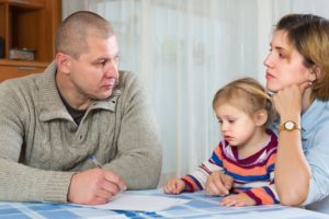 How To Solve Child Custody Issues