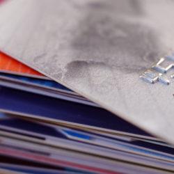 Personal Savings Shrink as Credit Card Debt Grows