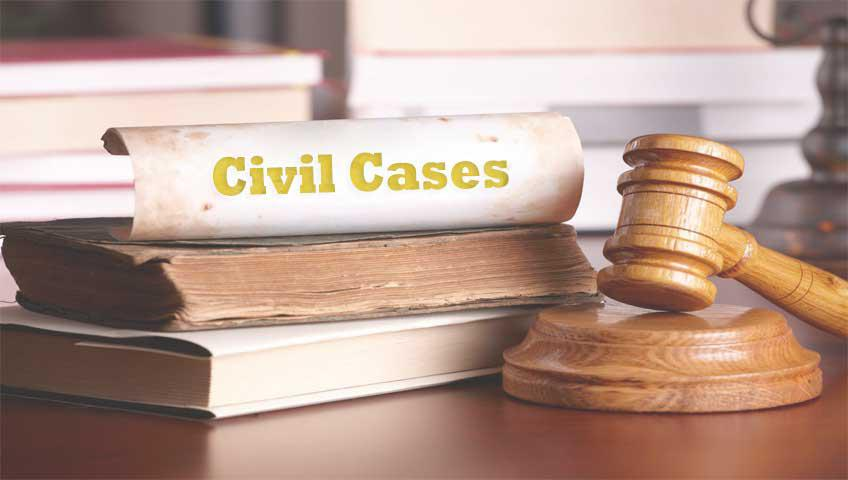 Stages of a Civil Case