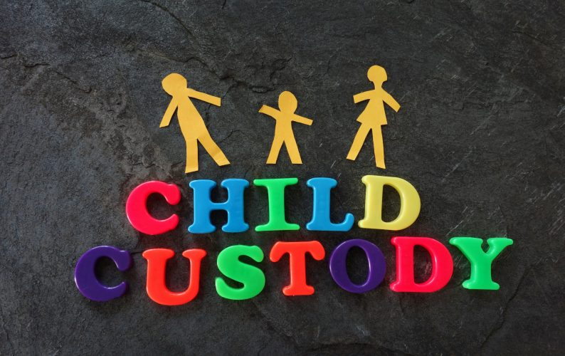 What You Need to Know About Child Custody Law