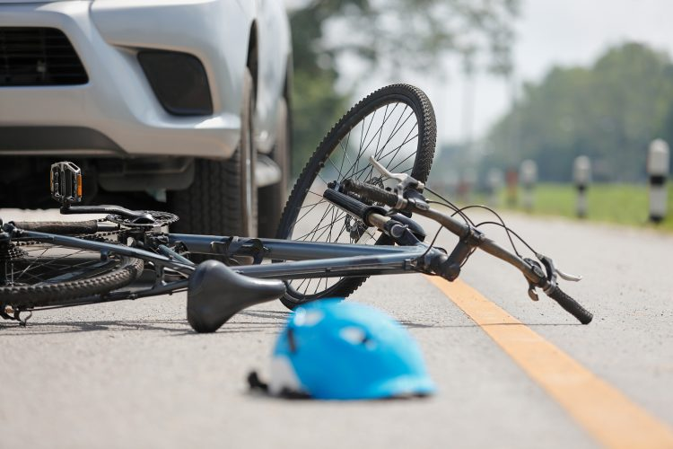 5 Steps to Take if You Were Hit by a Car on a Bike