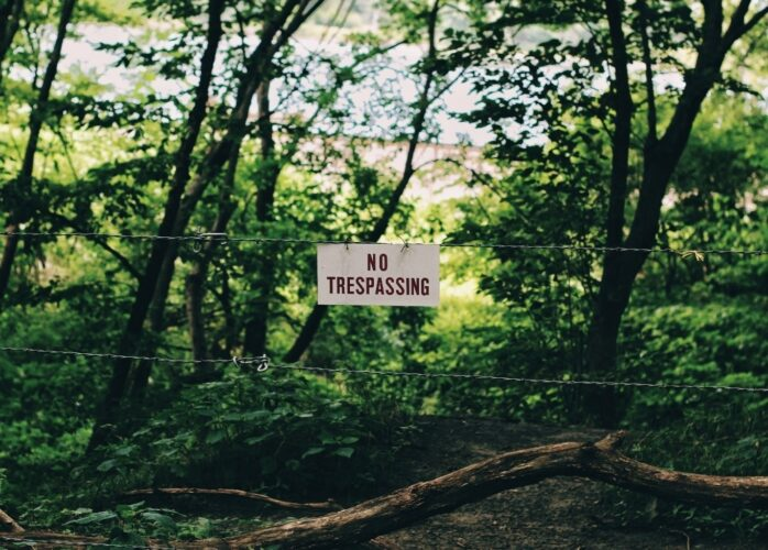 WHAT ARE THE CONSEQUENCES ONE MIGHT FACE FOR TRESPASSING?